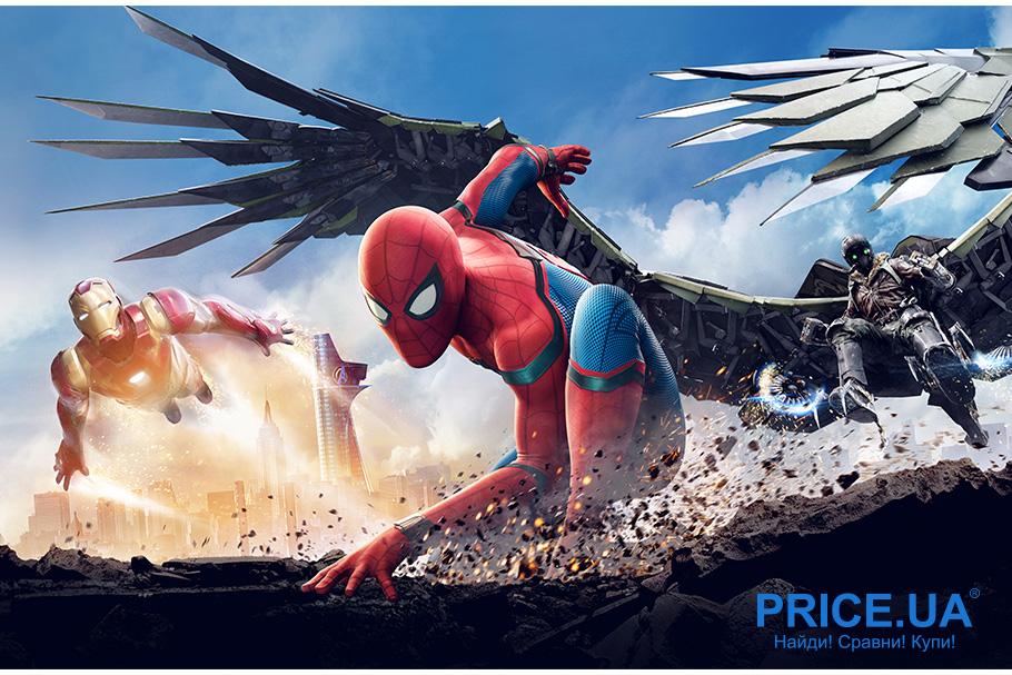 MARVEL: все, что вы хотели знать о героях. Человек-паук: возвращение домой (2017)