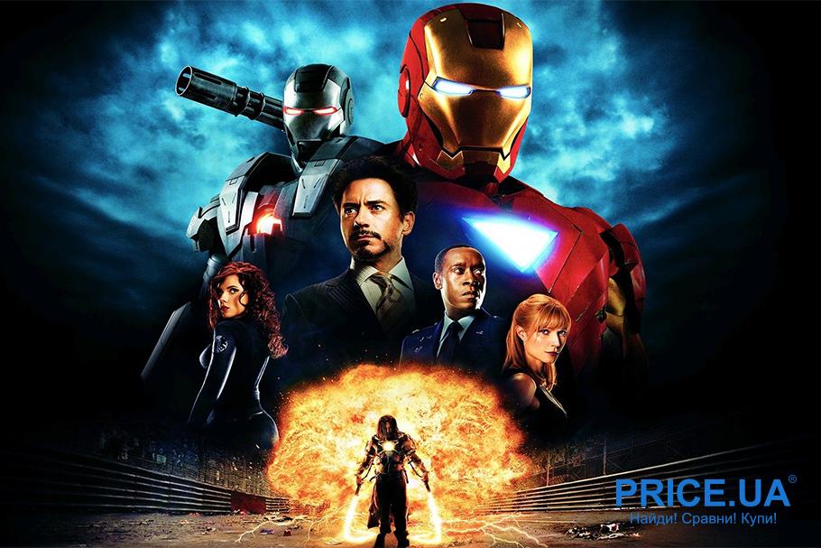 Вселенная Marvel в деталях. Железный Человек 2