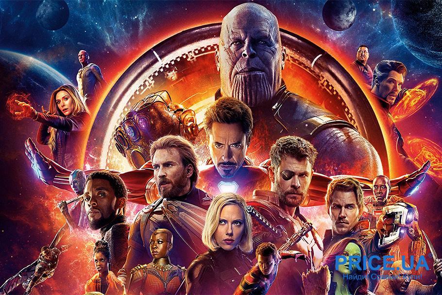 MARVEL: все, что вы хотели знать о героях. Мстители: Война бесконечности (2018)