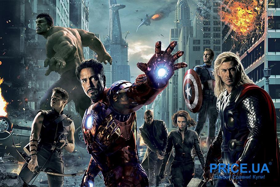 Вселенная Marvel в деталях. Мстители
