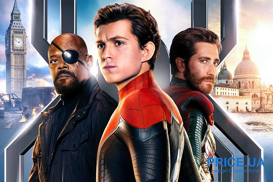 MARVEL: все, что вы хотели знать о героях. Человек-паук: Вдали от дома (2019)