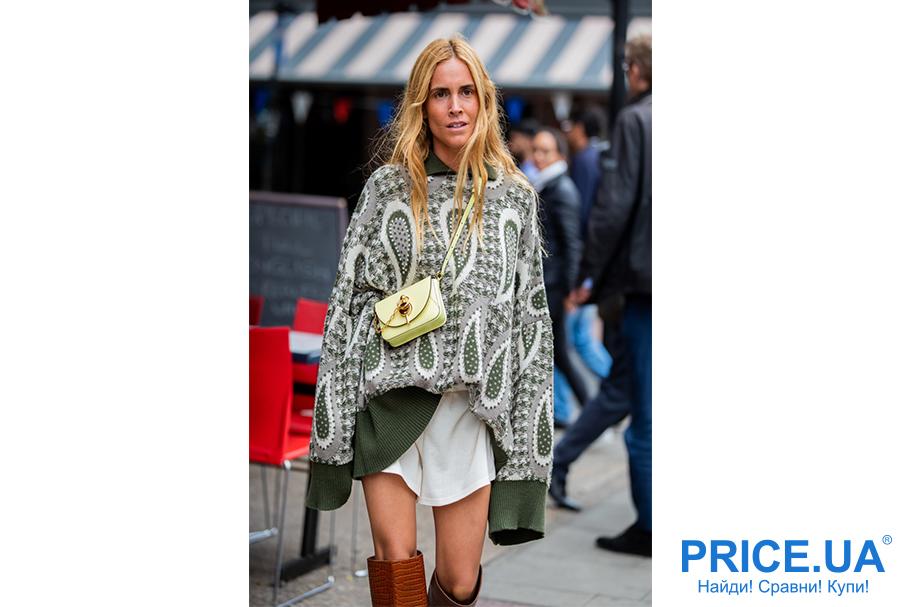 Тренды зимы 2019: какие модны свитера? Неровный край
