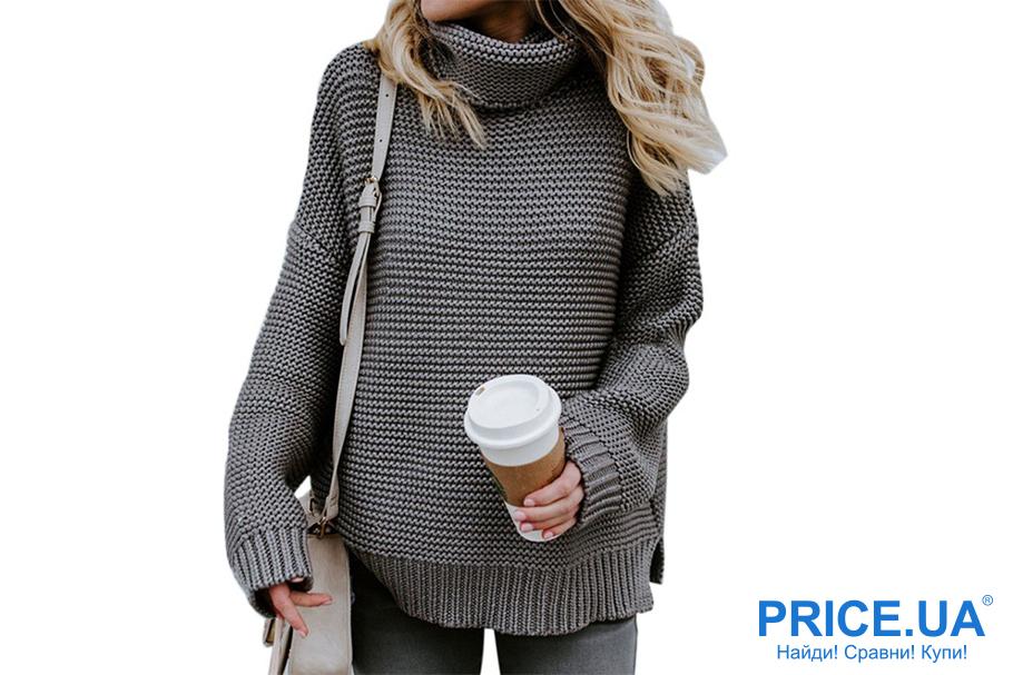 Тренды зимы 2019: какие модны свитера? Водолазки