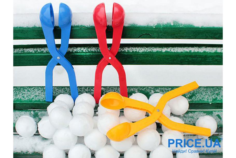 Зимние забавы: лучшие игрушки для зимы.  Снежколеп