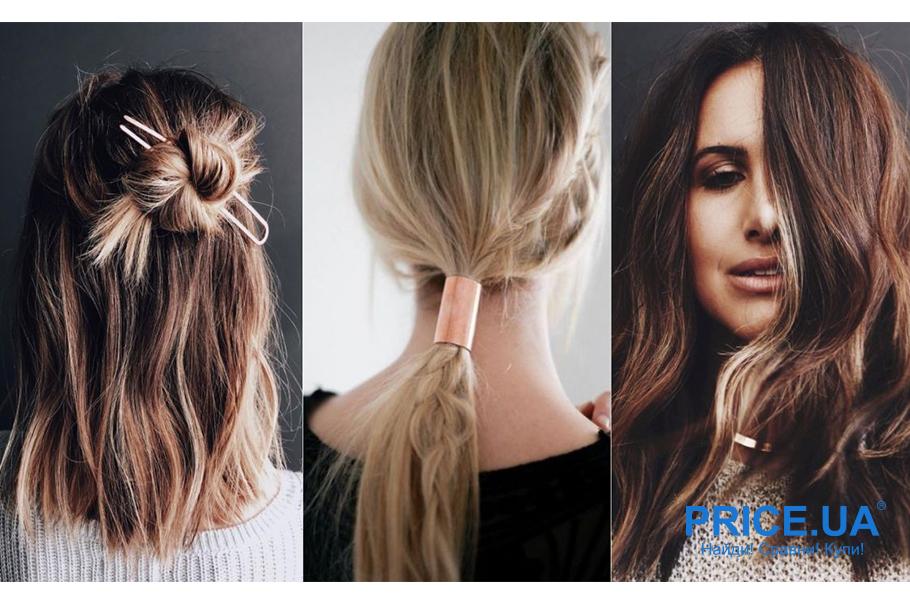 Прически для нового года. Идеи для волос средней длины