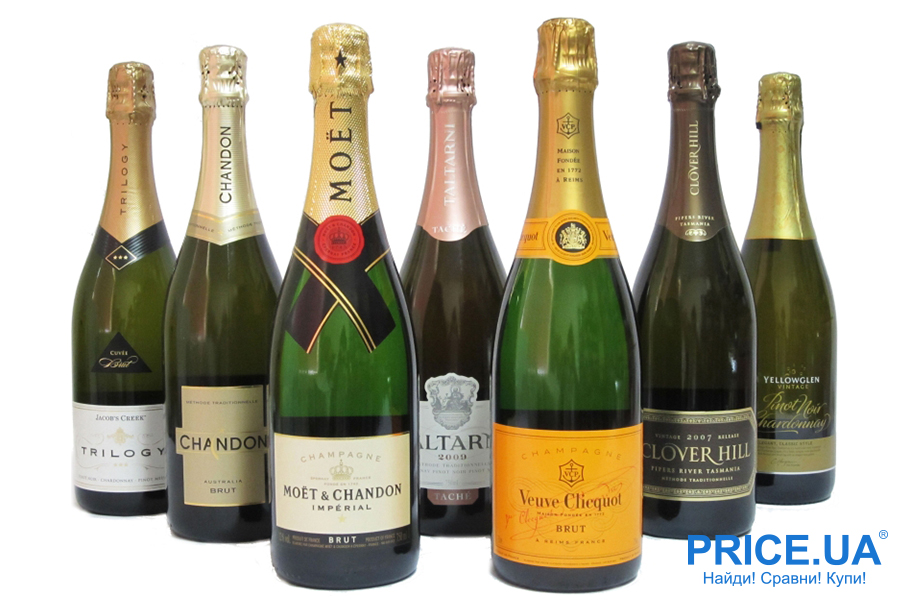 Как выбрать качественный алкоголь? Шампанское настоящее