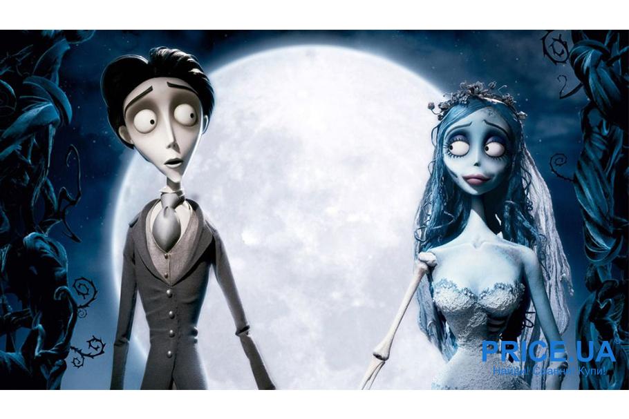 """Топ лучших мультов-ужастиков. """"Труп невесты"""", 2005"""