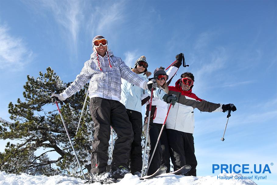 Снаряга для зимних активностей: что и как выбрать? Лыжи для города