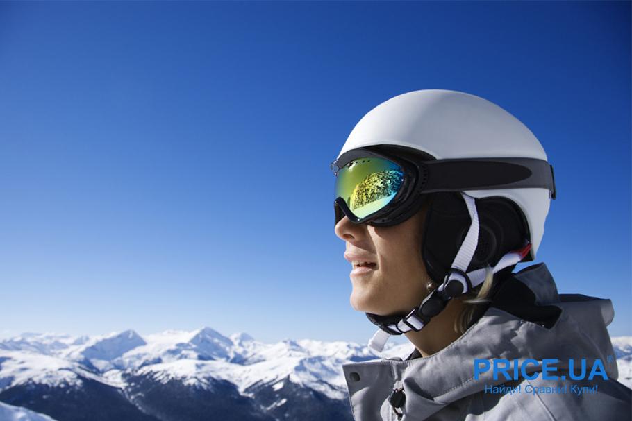 Снаряга для зимних активностей: что и как выбрать? Шлем