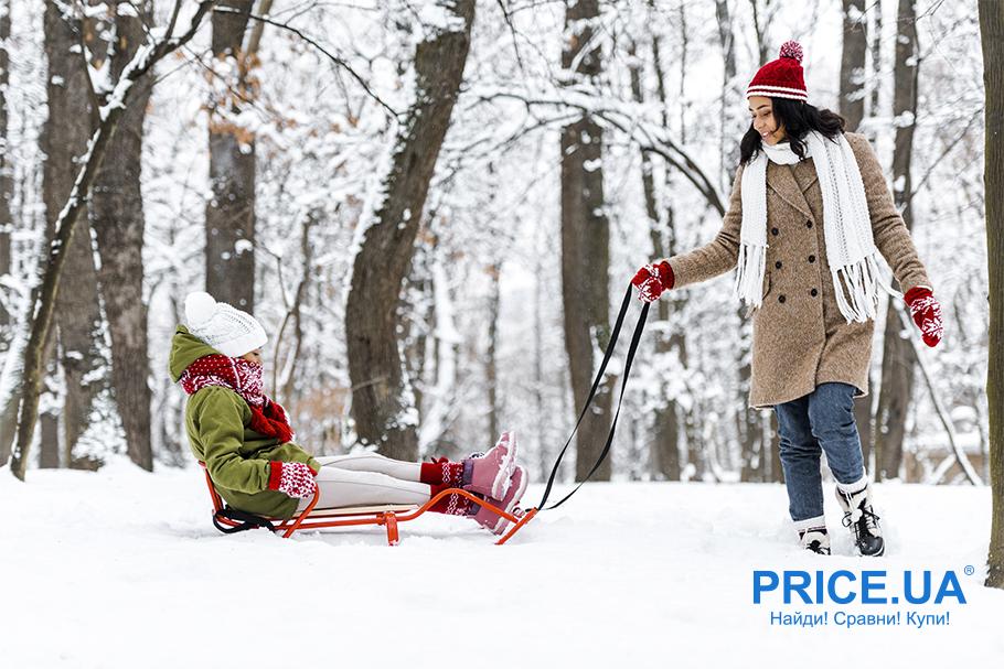 Снаряга для зимних активностей: что и как выбрать? Правильные санки