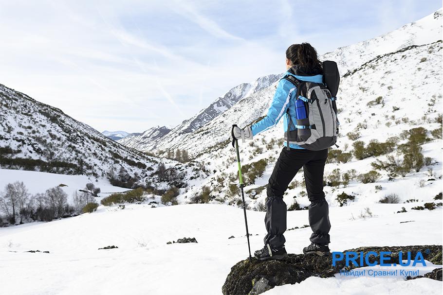 Снаряга для зимних активностей: что и как выбрать? Экип для похода зимой