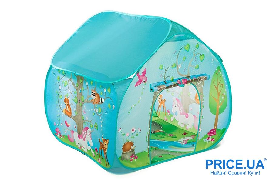Новогодние подарки детям - лучшие идеи. Игровая палатка