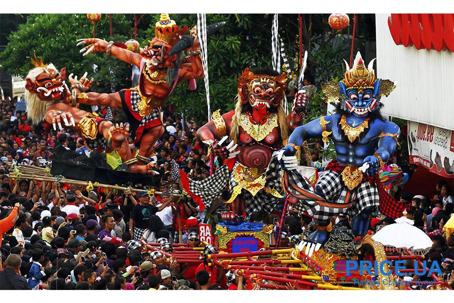 Новый год не дома: куда поехать? Бали