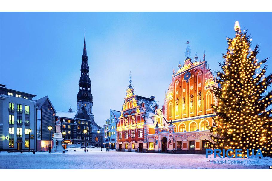 Новый год не дома: куда поехать? Стокгольм