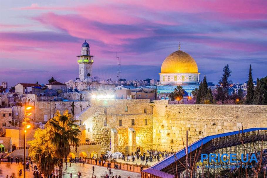 Новый год не дома: куда поехать? Израиль