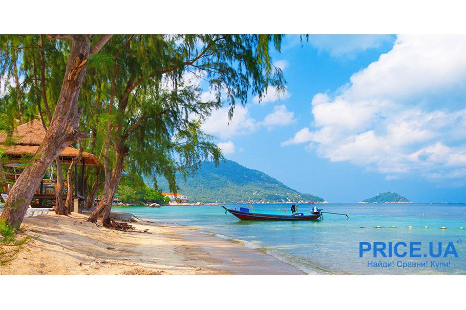 Новый год не дома: куда поехать? Таиланд