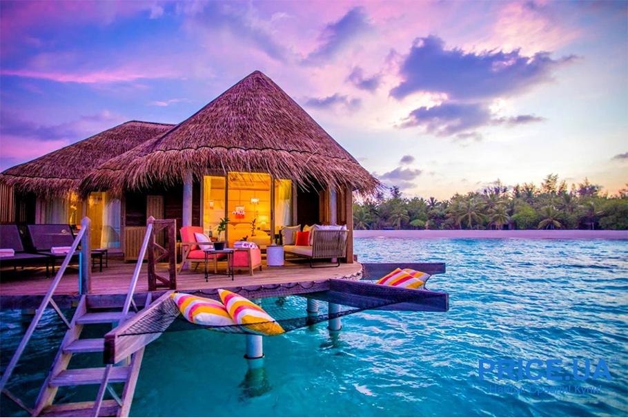 Новый год не дома: куда поехать? Мальдивы