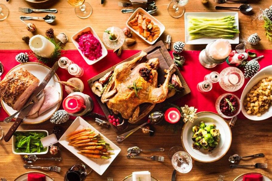 Как накрыть новогодний стол и не разориться