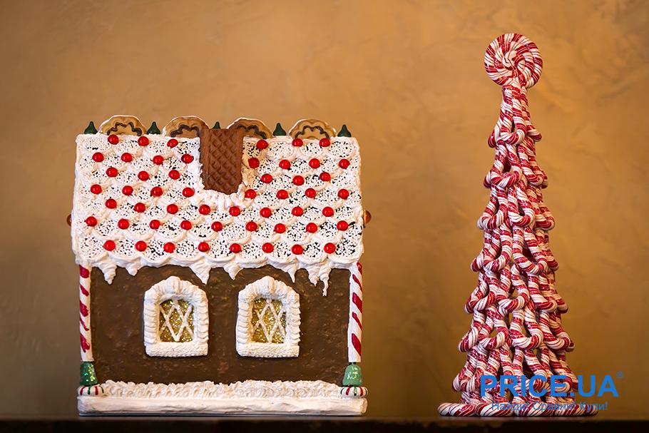 Пряничный домик hand-made: лайфхак. Не боимся креативить