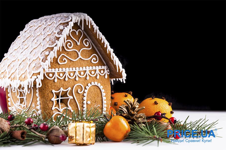 Пряничный домик hand-made: лайфхак.  Привлекайте деток к совместному творчеству