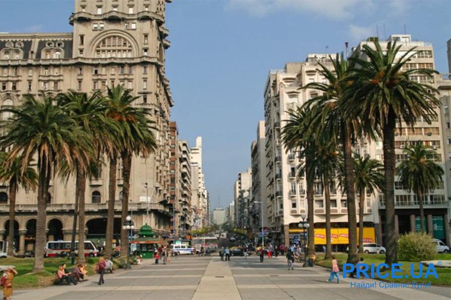 Топ модных мест для путешествий 2020. Уругвай