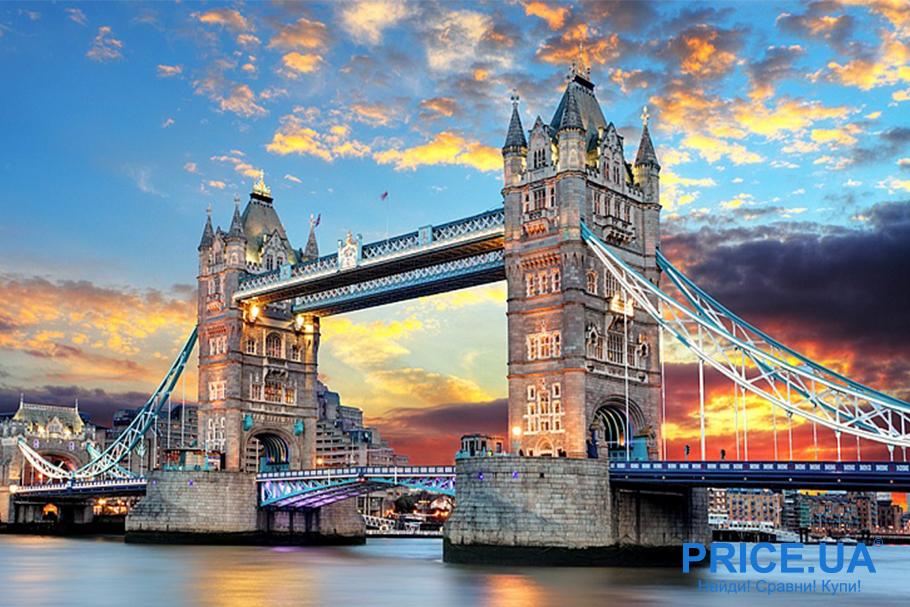 Топ модных мест для путешествий 2020. Англия