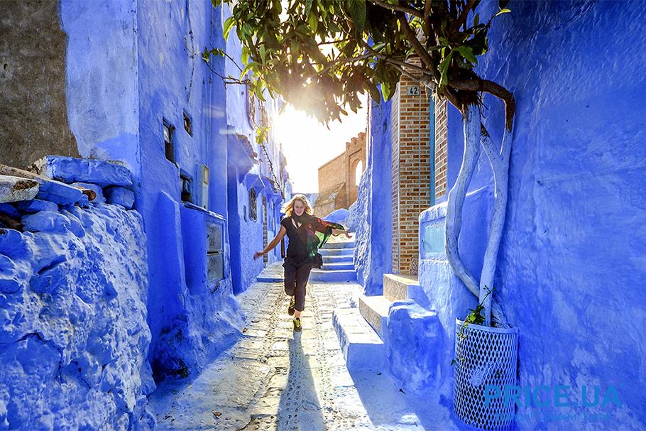 Топ модных мест для путешествий 2020. Марокко