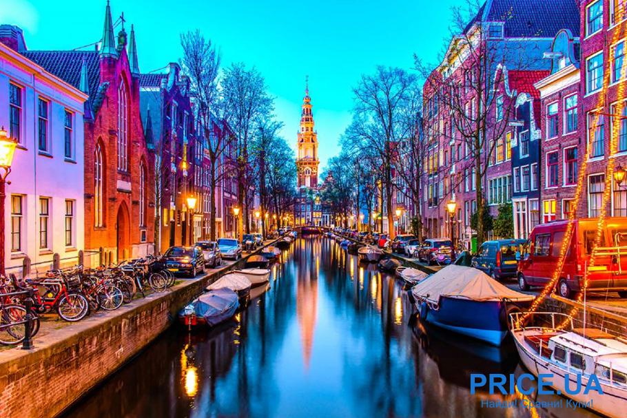 Топ модных мест для путешествий 2020. Нидерланды