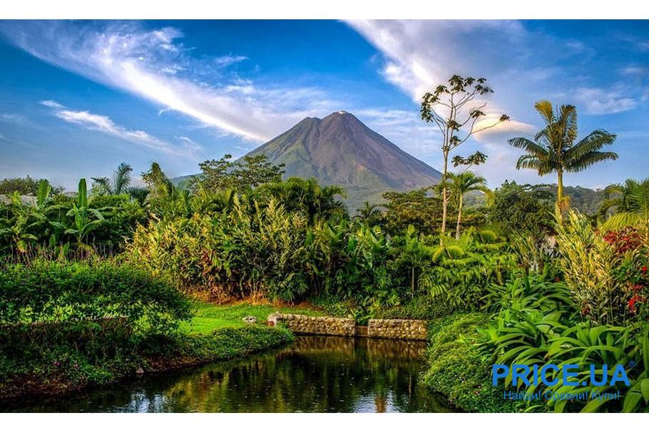 Топ модных мест для путешествий 2020. Коста-Рика