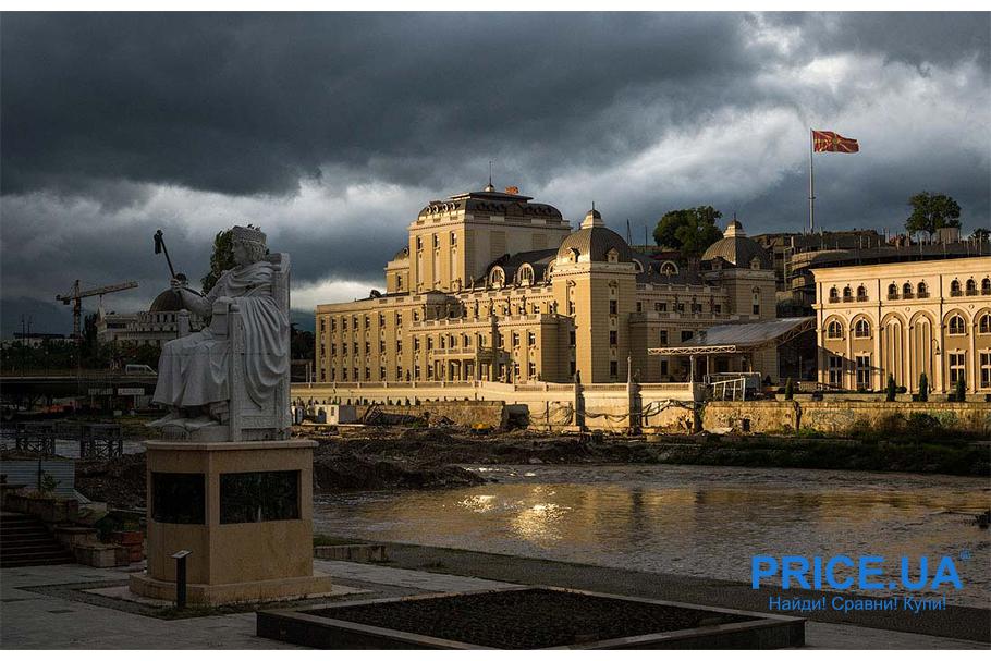 Топ модных мест для путешествий 2020. Северная Македония