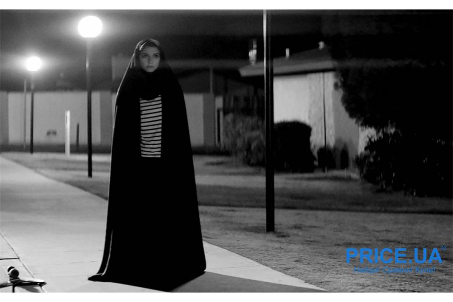 """25 фильмов о вампирах. """"Девушка возвращается одна ночью домой"""", 2014"""