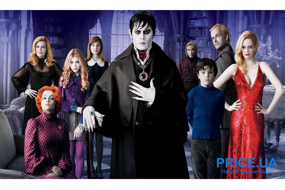 """25 фильмов о вампирах. """"Мрачные тени"""", 2012"""