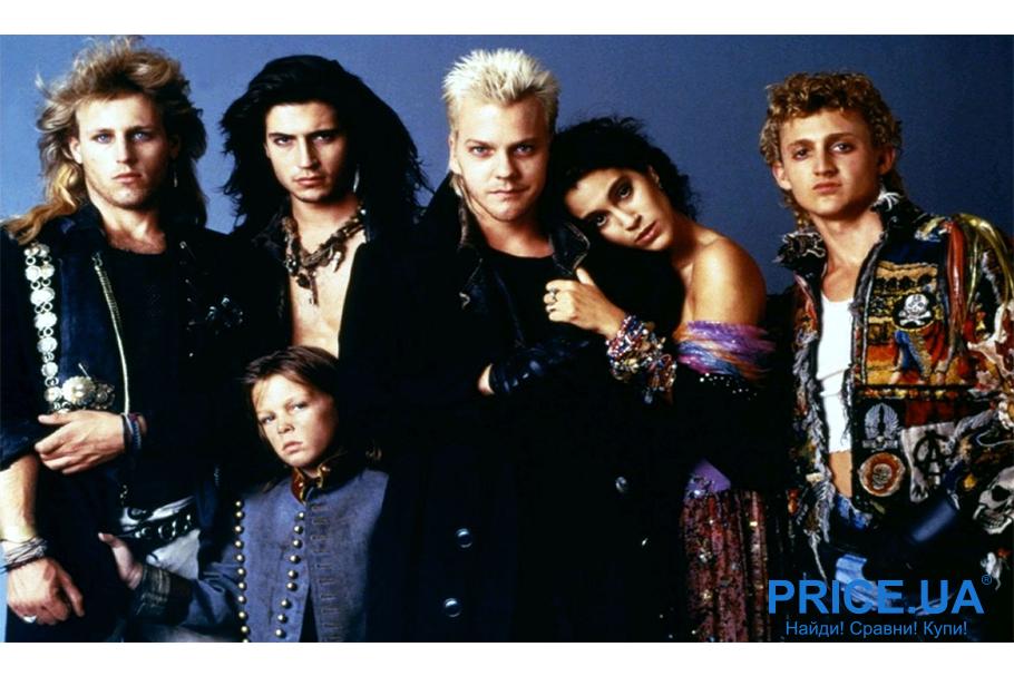 """25 фильмов о вампирах. """"Пропащие ребята"""", 1987"""