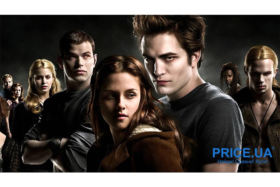 """25 фильмов о вампирах. """"Сумерки"""", 2008"""