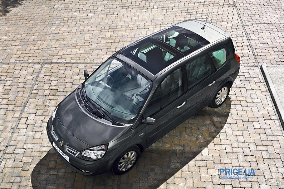 Топ 7-местных авто: Renault Grand Scenic
