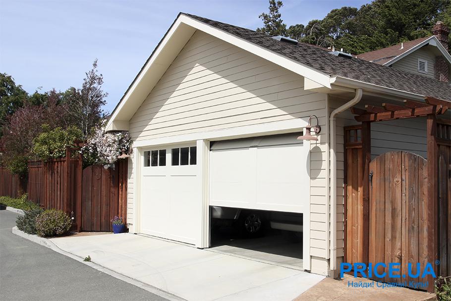 Течет крыша в гараже: что делать? Причины