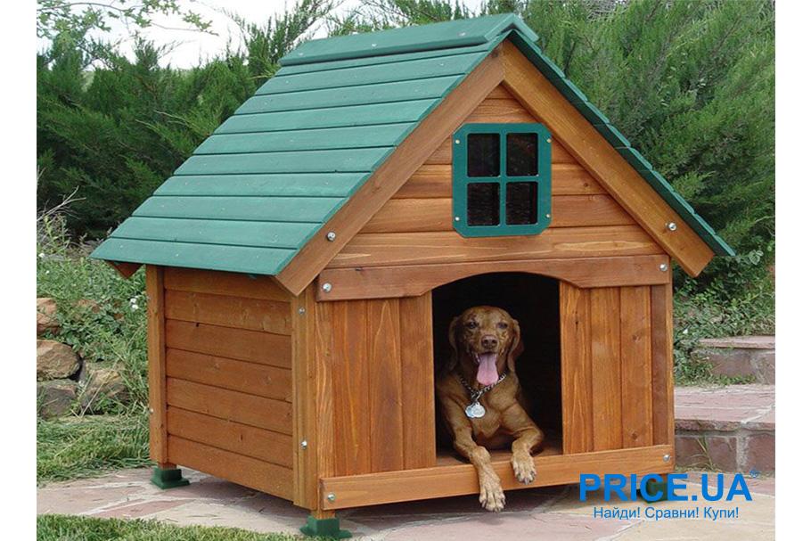 Сделать собачью будку: как? Подбор материалов и инструментов