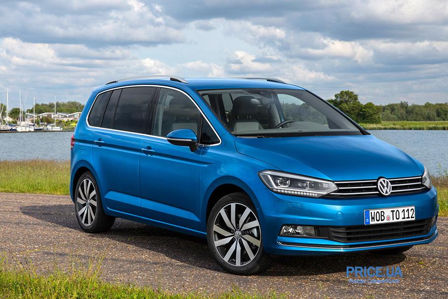 Топ 7-местных авто: VW Touran