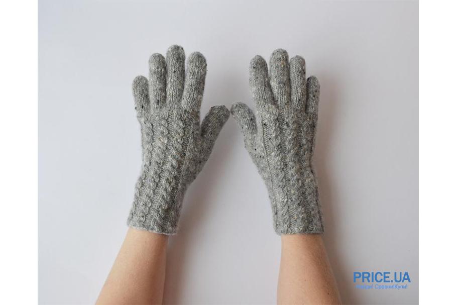 Идеальные перчатки для зимы 2020: трикотажная классика