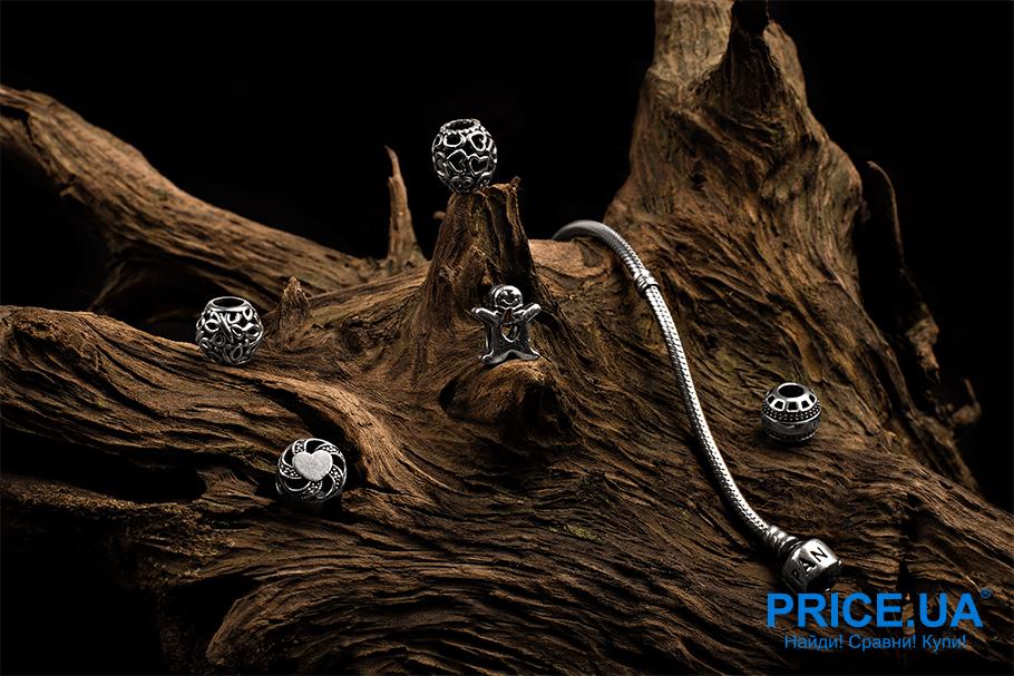 Советы по уходу за украшениями Pandora.Особенности серебра