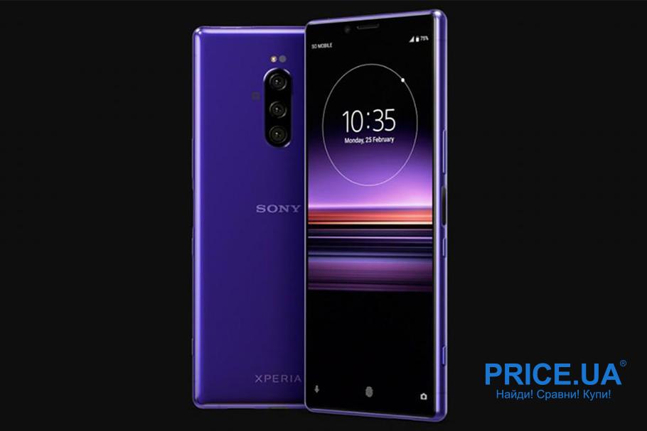 Самые ожидаемые флагманы-смартфоны 2020. Sony Xperia 1