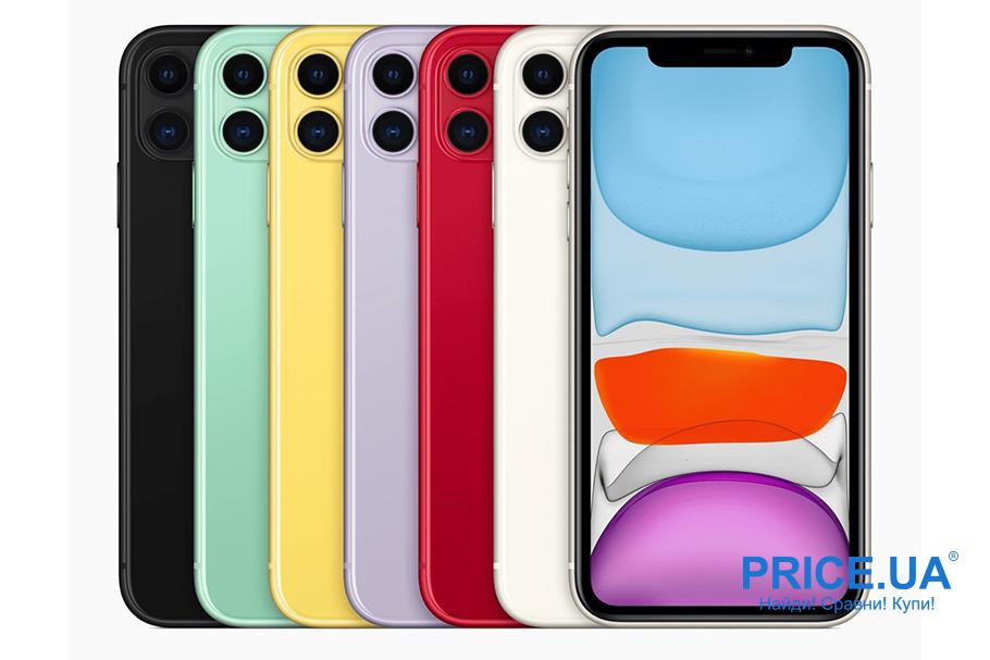 Самые ожидаемые флагманы-смартфоны 2020. Apple iPhone 11