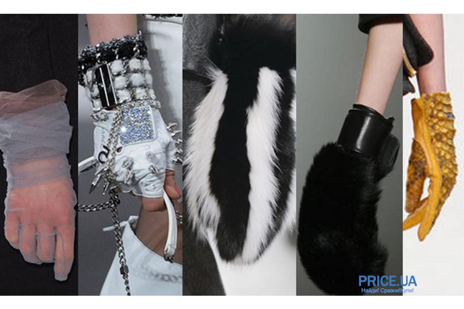Идеальные перчатки для зимы 2020: фактура и материал