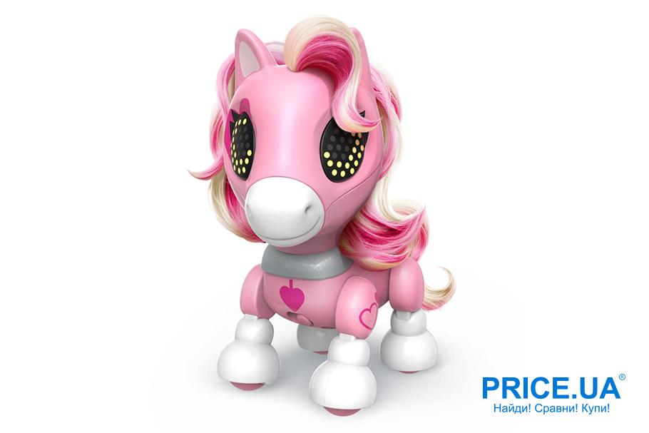 Как выбрать качественную игрушку-робота? Spin Master Zoomer Zupps Pretty Pony.