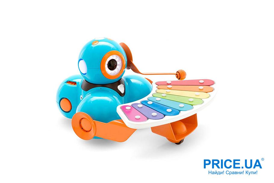 Как выбрать качественную игрушку-робота? Wonder Workshop Dash
