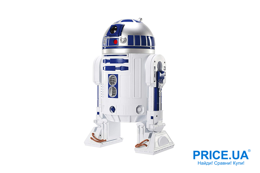 Как выбрать качественную игрушку-робота? Sphero R2-D2