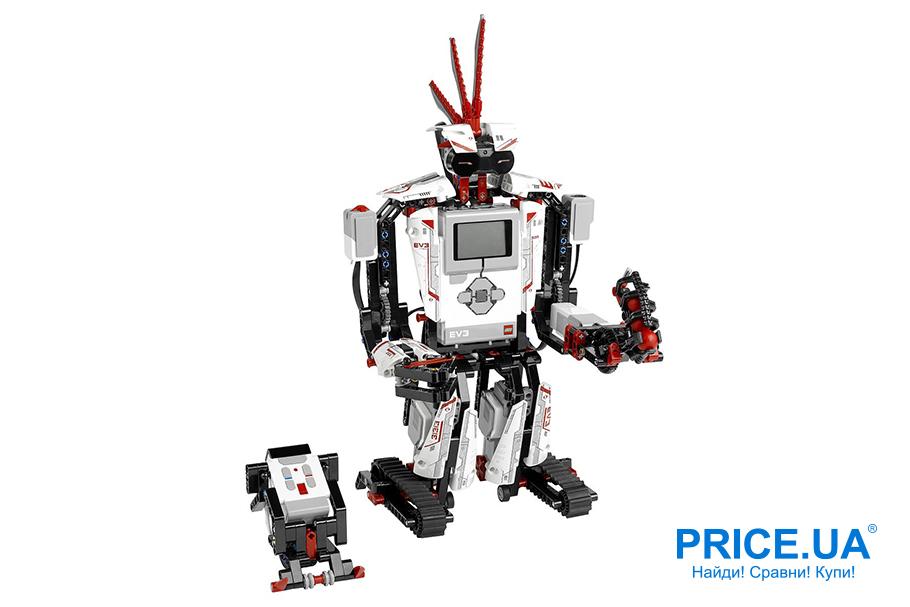 Как выбрать качественную игрушку-робота? LEGO Mindstorms 31313 EV3