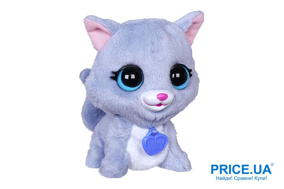 Как выбрать качественную игрушку-робота? Hasbro Поющие зверята
