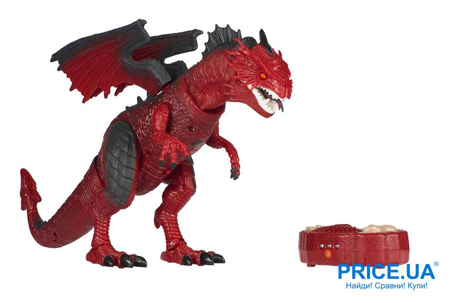 Как выбрать качественную игрушку-робота? Same Toy Dinosaur Planet Дракон