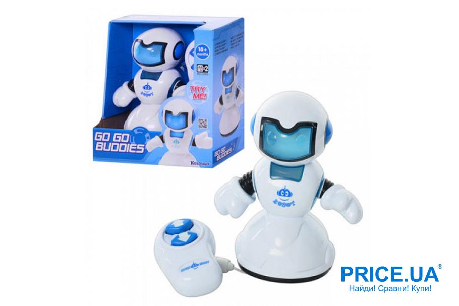 Как выбрать качественную игрушку-робота? KEENWAY Робот